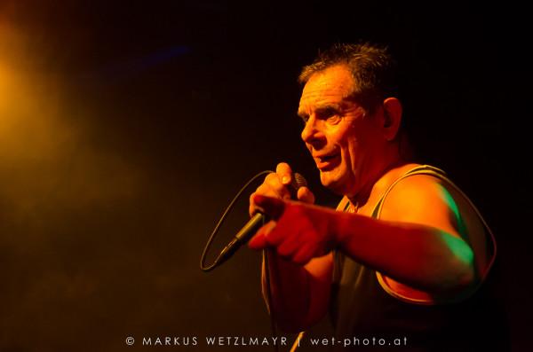 MARK FOGGO & THE HOTKNIVES @ GEI Musikclub