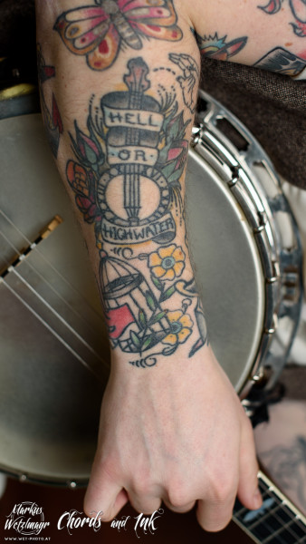 Chords and Ink, Darren Eedens