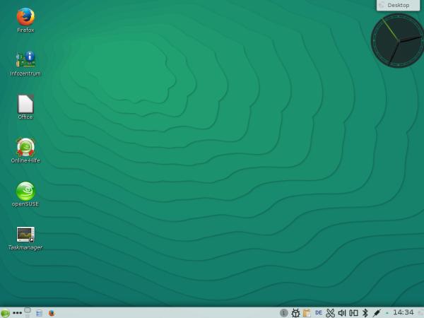 OpenSUSE 13.2, Wikipedia