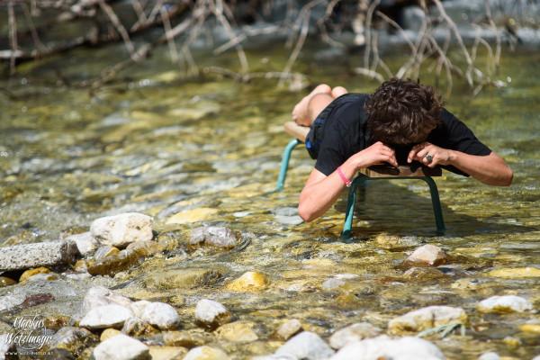 Die Tolminka: nieder mit den slowenischen Flüssen, her mit der burgenländischen Staubwüste!
