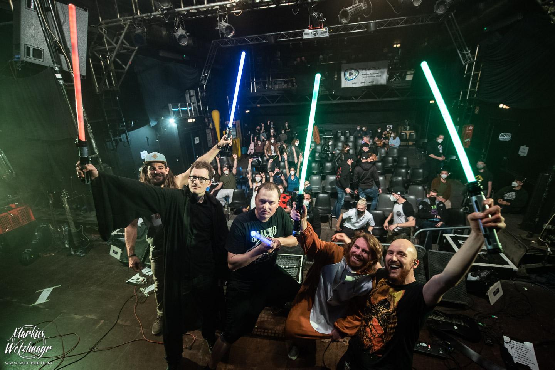 SQUIRRELS WITH LIGHTSABERS – Club Core, ((szene)) Wien